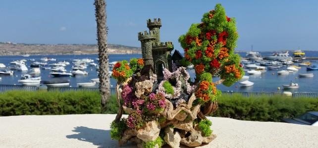 Malta inspira nuovi giardini fantasy!