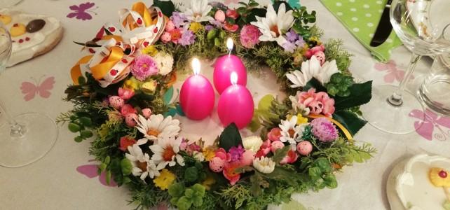 Ecco le idee del Giardino sul Comò per decorare la tavola di Pasqua