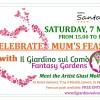 Festeggia la Mamma con il Giardino sul Comò