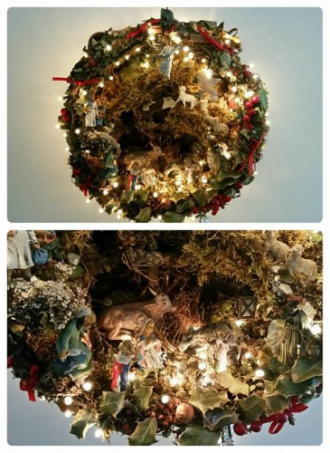 presepe collage